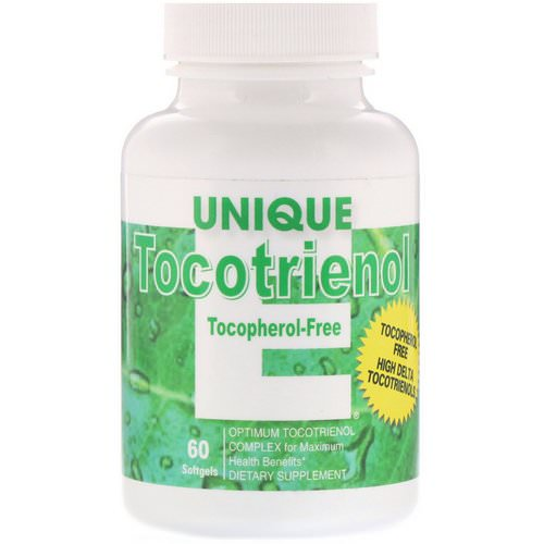 A.C. Grace Company, Unique Tocotrienol, 60 Softgels Review