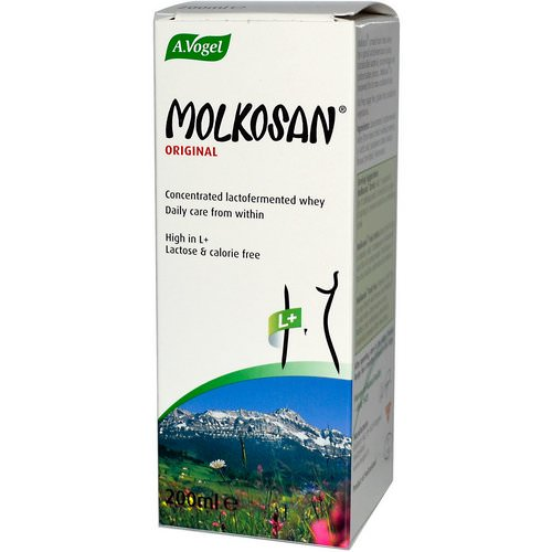 A Vogel, Molkosan, Original, 200 ml Review