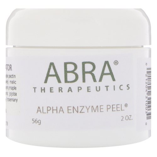 Abra Therapeutics, Alpha Enzyme Peel, 2 oz (56 g) Review