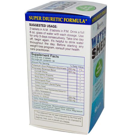 Diuretic Water Pills, Weight, Diet, Supplements