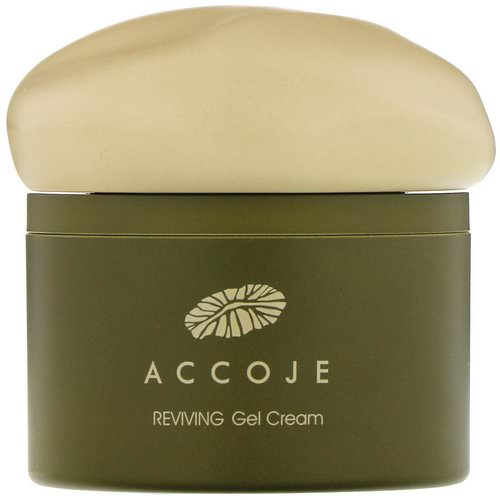 Accoje, Reviving Gel Cream, 50 ml Review