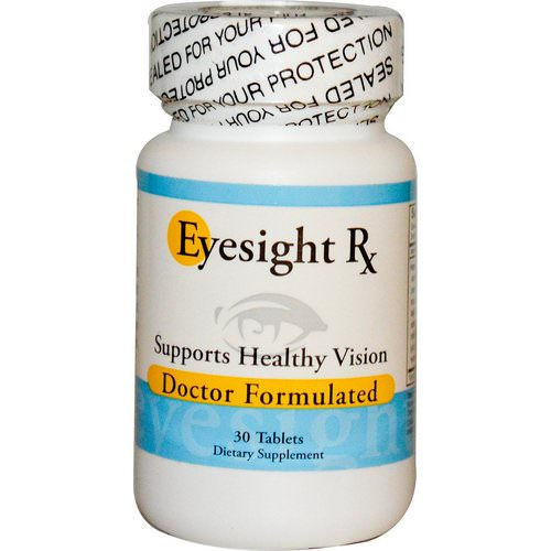 Advance Physician Formulas, Eyesight RX, 30 Tablets Review