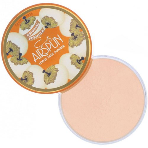 Airspun, Loose Face Powder, Suntan 070-30, 2.3 oz (65 g) Review
