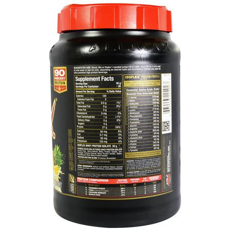 Post-Workout Recovery, Whey Protein Isolate, Whey Protein, Protein, Sports Nutrition