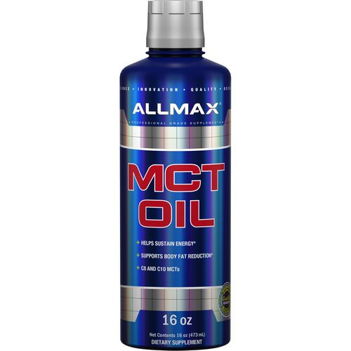 ALLMAX Nutrition, MCT Oil, 16 fl oz (473 ml) Review
