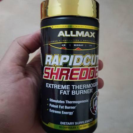 allmax fat burner review