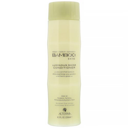 Alterna, Bamboo Shine, Luminous Shine Conditioner, 8.5 fl oz (250 ml) Review