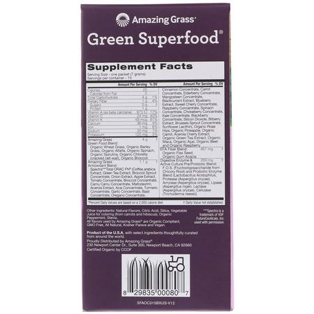 Antioxidants, Superfood Blends, Superfoods, Greens, Supplements