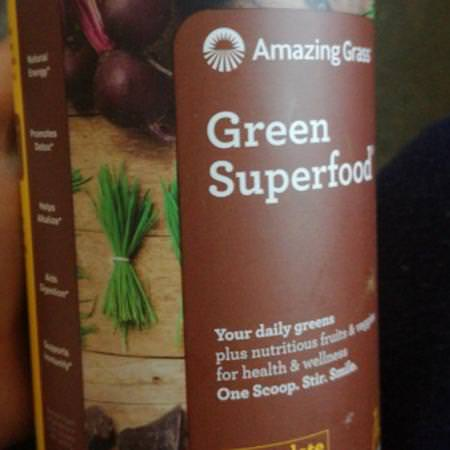 Amazing Grass, Greens, Superfood Blends, Cacao