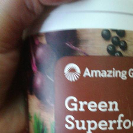 Green Superfood, Chocolate