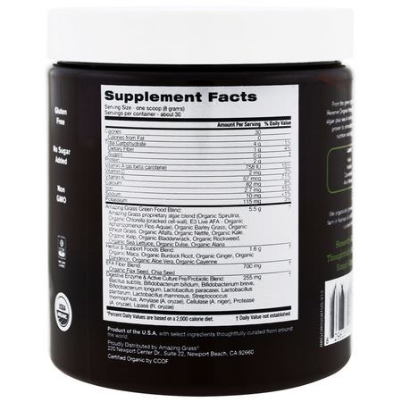 Superfood Blends, Superfoods, Greens, Supplements
