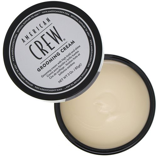 American Crew, Grooming Cream, 3 oz (85 g) Review