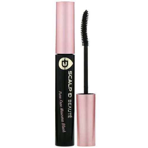 Angfa, Scalp-D Beaute, Pure Free Mascara, Black, 0.21 oz (6 g) Review