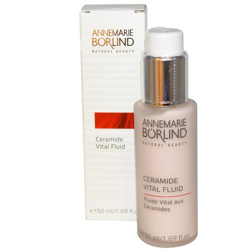 AnneMarie Borlind, Ceramide Vital Fluid, 1.69 fl oz (50 ml) Review