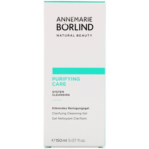 AnneMarie Borlind, Purifying Care, Clarifying Cleansing Gel, 5.07 fl oz (150 ml) Review