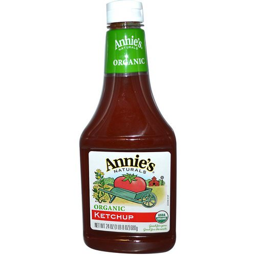 Annie's Naturals, Organic, Ketchup, 24 oz (680 g) Review