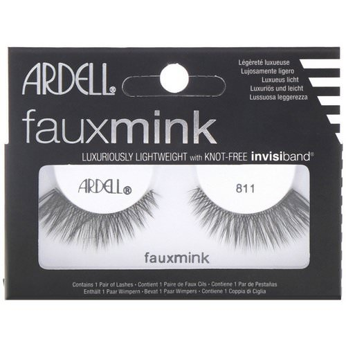 Ardell, Faux Mink, Luxuriously Lightweight Lash, 1 Pair Review