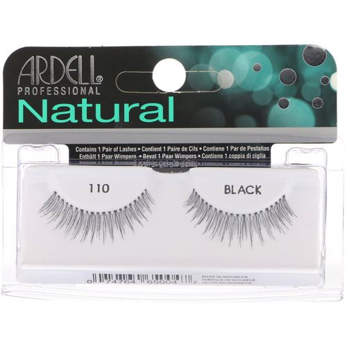Ardell, Natural, Lash #110, 1 Pair Review