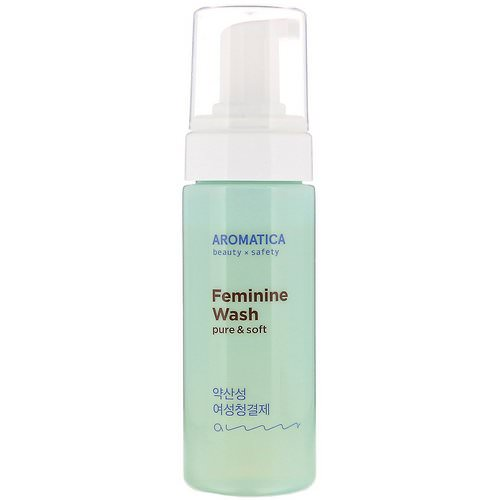 Aromatica, Pure & Soft Feminine Wash, 5.7 fl oz (170 ml) Review