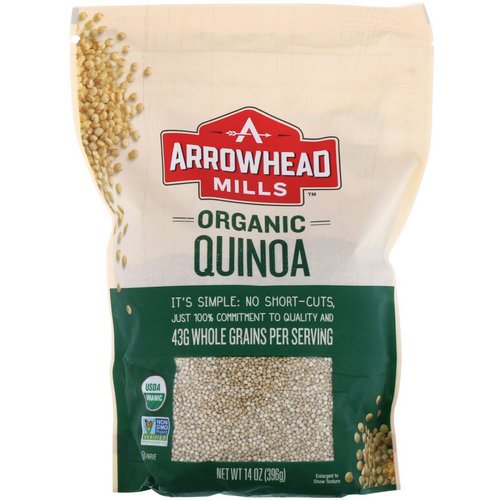 Arrowhead Mills, Organic Quinoa, 14 oz (396 g) Review