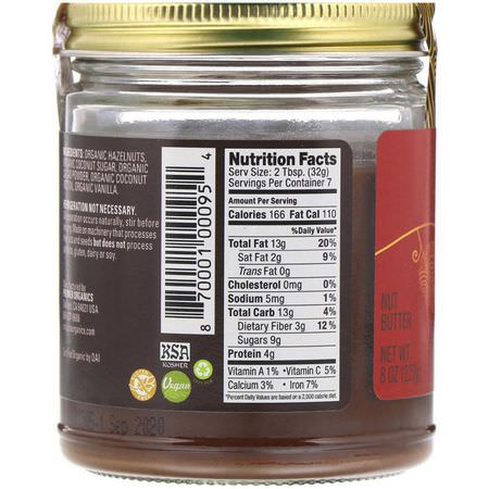 Hazelnut Spread, Preserves, Spreads, Butters, Grocery