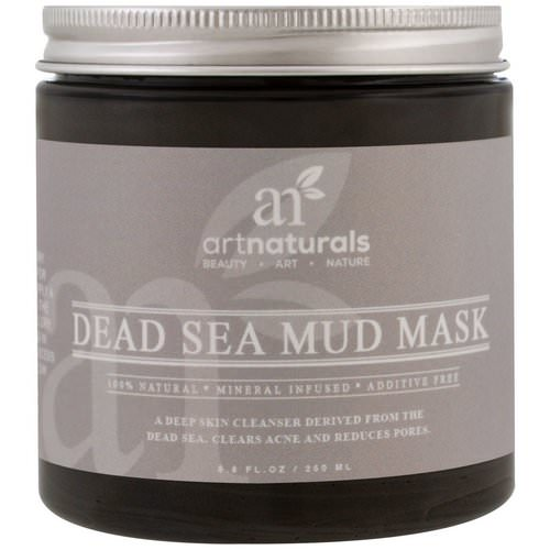 Artnaturals, Dead Sea Mud Mask, 8.8 oz (250 ml) Review