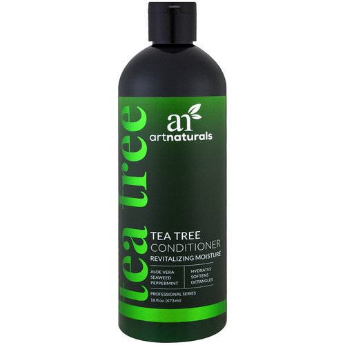 Artnaturals, Tea Tree Conditioner, Revitalizing Moisture, 16 fl oz (473 ml) Review
