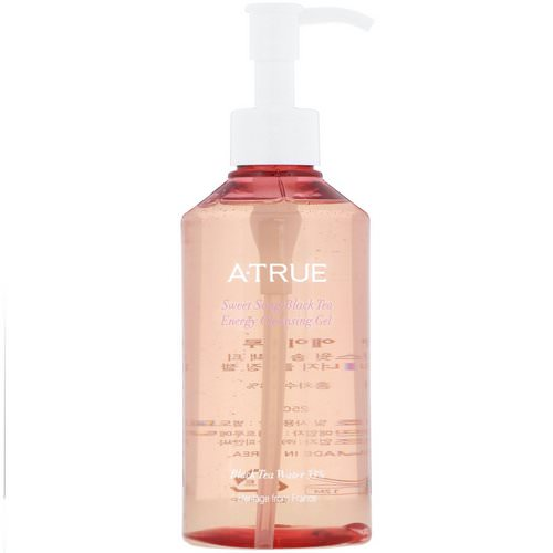 ATrue, Sweet Song Black Tea Energy Cleansing Gel, 8.82 oz (250 ml) Review