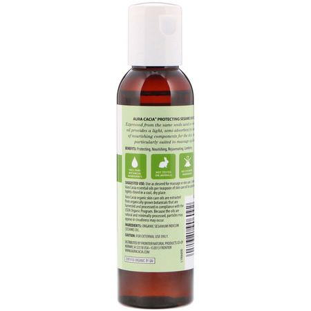 Carrier Oils, Essential Oils, Aromatherapy, Sesame Seed, Massage Oils, Body, Body Care, Personal Care, Bath