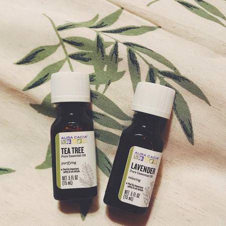 Aura Cacia, Tea Tree Oil