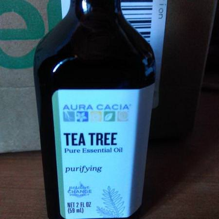 Pure Essential Oil, Tea Tree
