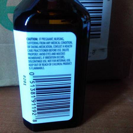 Aura Cacia, Pure Essential Oil, Tea Tree, .5 fl oz (15 ml) Review