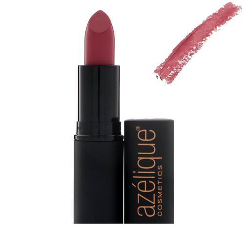Azelique, Lipstick, Go Pink, Cruelty-Free, Certified Vegan, 0.13 oz (3.80 g) Review