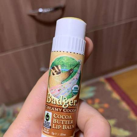 Badger Company, Lip Balm