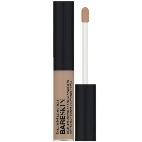 Bare Minerals, BARESKIN, Complete Coverage Serum Concealer, Tan, 0.20 fl oz (6 ml) Review