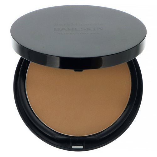 Bare Minerals, BARESKIN, Perfecting Veil, Tan/Dark, 0.3 oz (9 g) Review