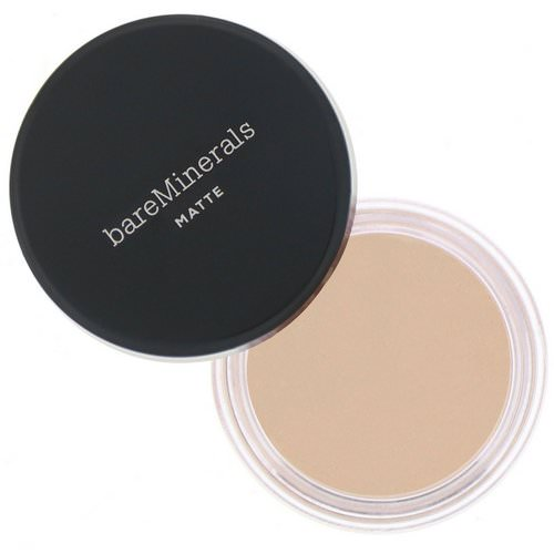 Bare Minerals, Matte Foundation, SPF 15, Fair 01, 0.21 oz (6 g) Review