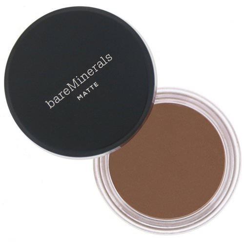 Bare Minerals, Matte Foundation, SPF 15, Golden Dark 25, 0.21 oz (6 g) Review
