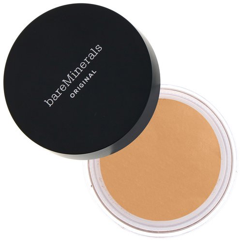 Bare Minerals, Original Foundation, SPF 15, Golden Tan 20, 0.28 oz (8 g) Review
