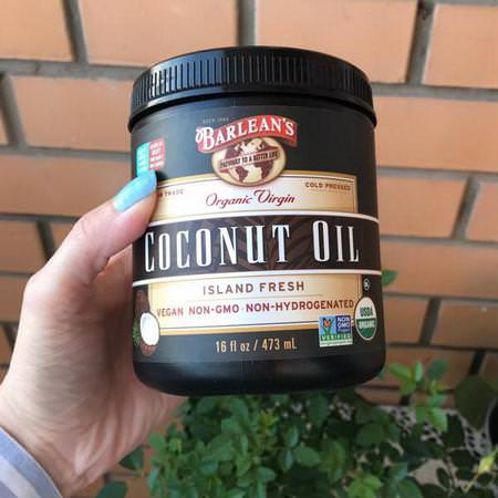 Barlean's, Coconut Oil