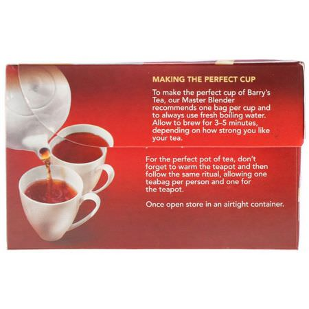 Barry S Tea Herbal Gold Blend