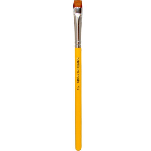 Bdellium Tools, Studio Line, Eyes 714, 1 Flat Eye Definer Brush Review