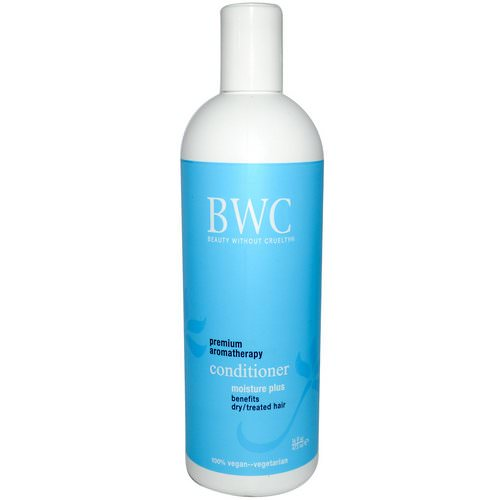 Beauty Without Cruelty, Conditioner, Moisture Plus, 16 fl oz (473 ml) Review