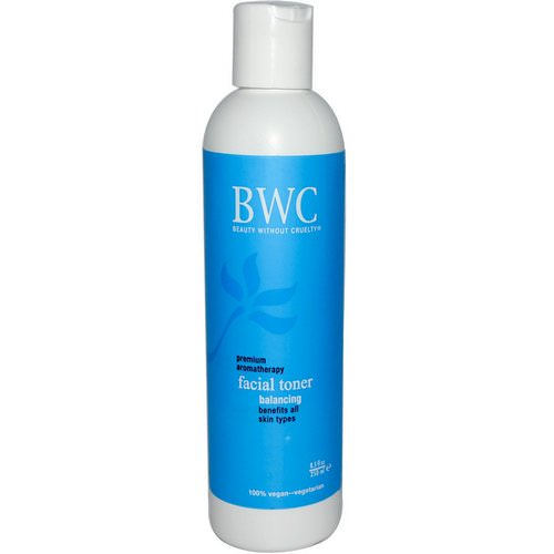 Beauty Without Cruelty, Facial Toner, Balancing, 8.5 fl oz (250 ml) Review