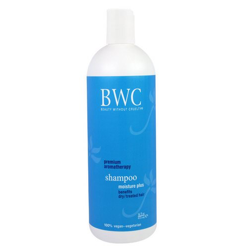 Beauty Without Cruelty, Shampoo Moisture Plus, 16 fl oz (473 ml) Review