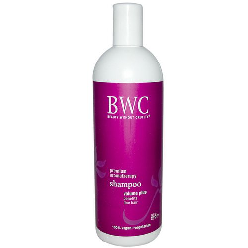 Beauty Without Cruelty, Shampoo, Volume Plus, 16 fl oz (473 ml) Review