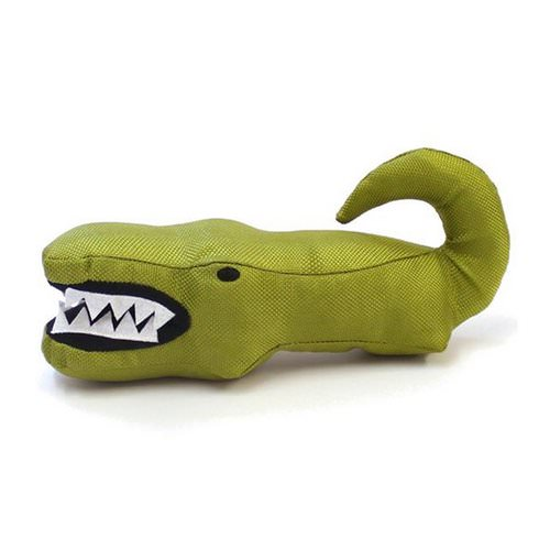 Beco Pets, The Eco-Friendly Plush Toy, For Dogs, Aretha the Alligator, 1 Toy Review