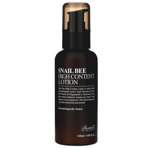 Benton, Snail Bee, High Content Lotion, 120 ml Review