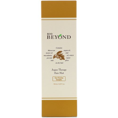 Beyond, Argan Therapy Hair Mist, 5.07 fl oz (150 ml) Review