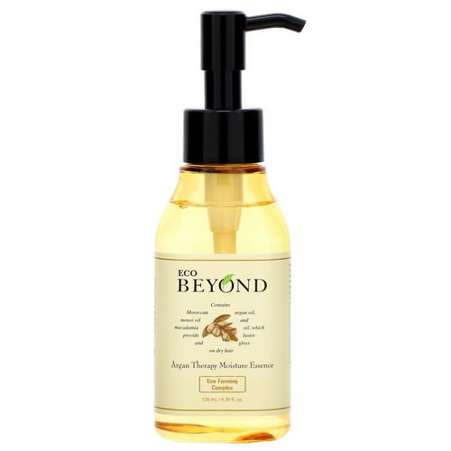 Beyond, Argan Therapy Moisture Essence, 4.39 fl oz (130 ml) Review